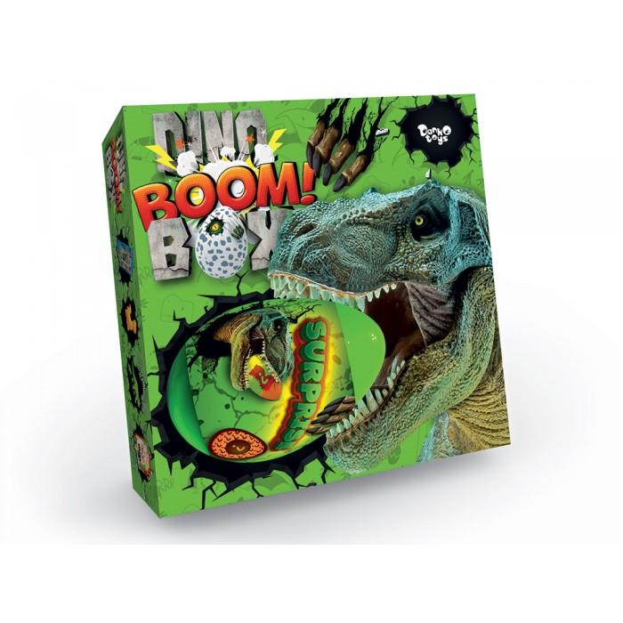 Креативное творчество «Dino Boom Box» украинский