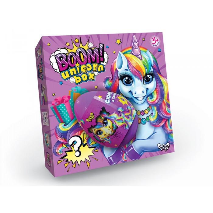 Креативное творчество «Boom! Unicorn Box» украинский