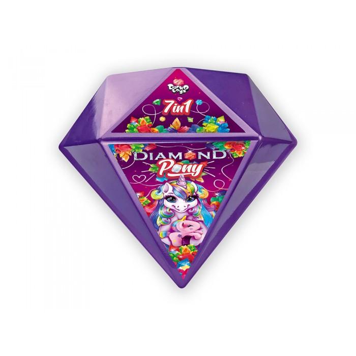 Креативное творчество «Diamond Pony» русский