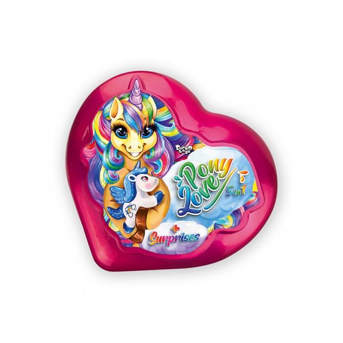 Креативное творчество «Pony Love» русский
