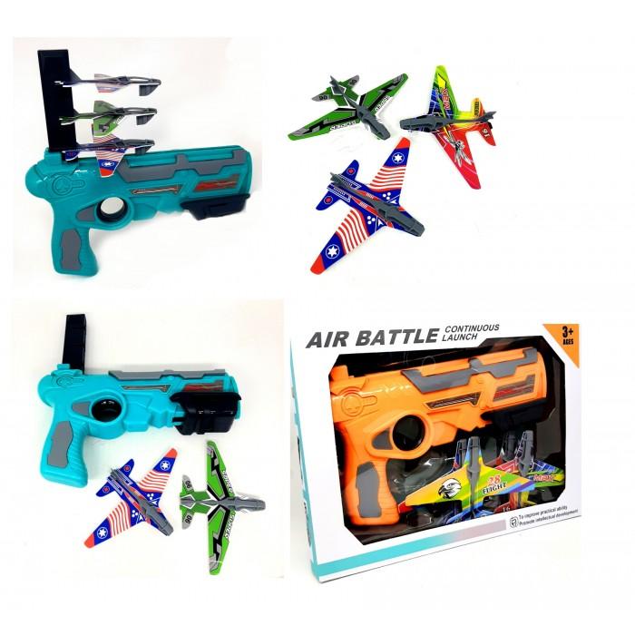 Пистолет запускалка самолетов