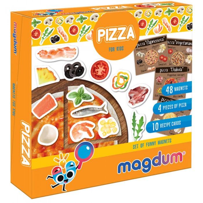 Набор магнитов «Pizza», 30 магнитов Magdum