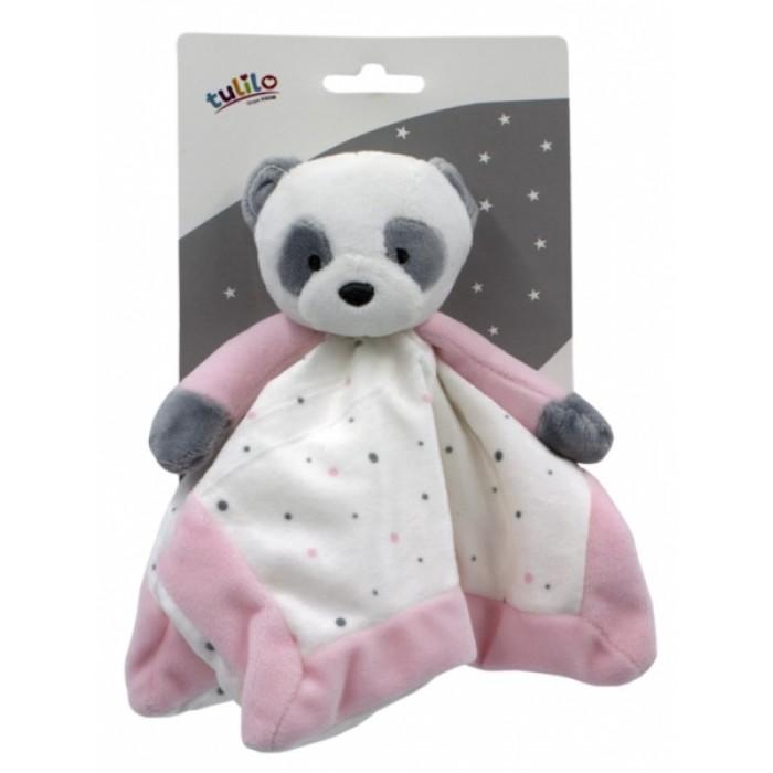 Игрушка-обнимашка «Панда», розовая
