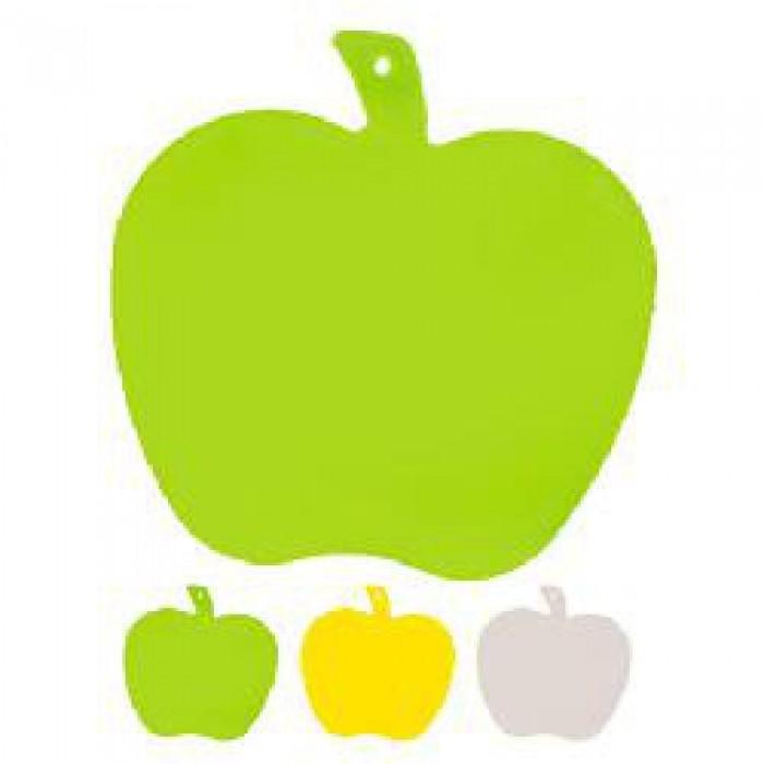 Доска разделочная «Яблоко» 28*30*0,3см