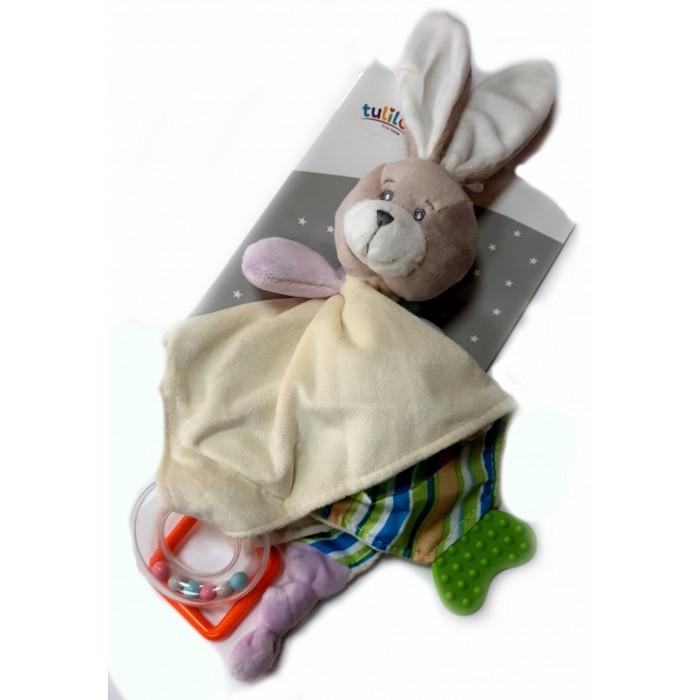 Игрушка мягкая с прорезывателем «Кролик», 25см