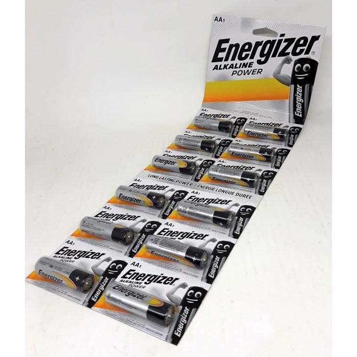 Батарейка EnergizerLR03-U20,Alkaline Power Multiblister 1шт