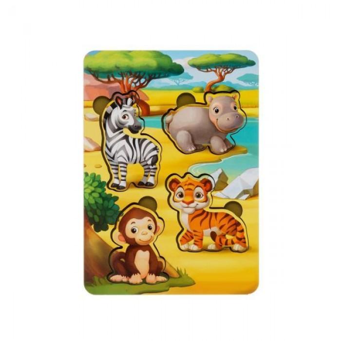 Вкладыши «Животные Африки -  1»
