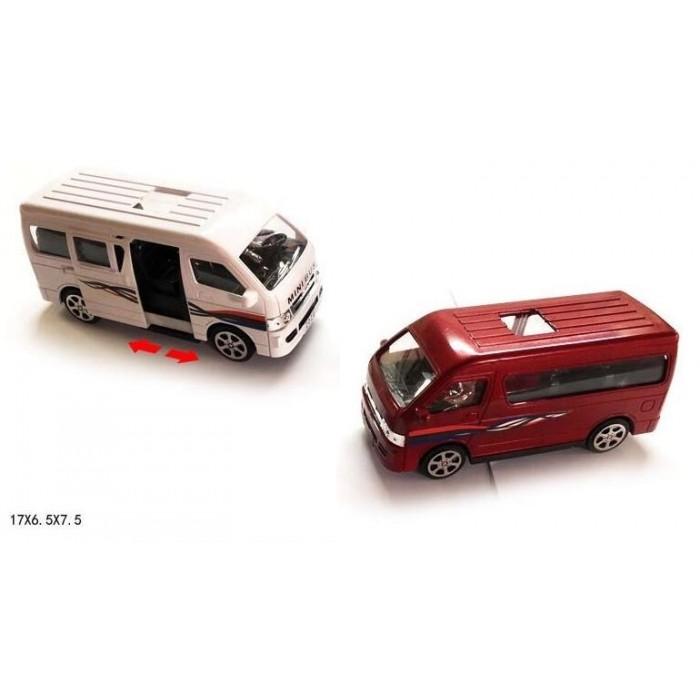 Автобус инерция