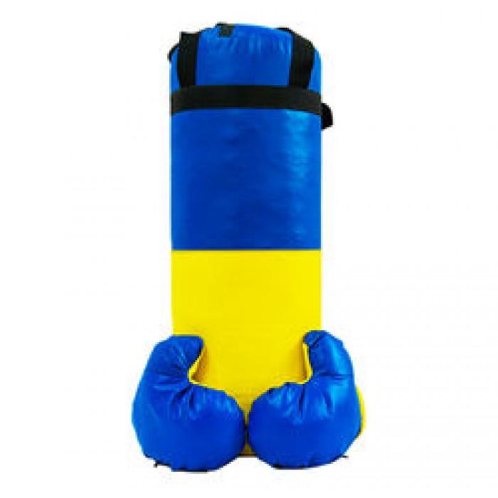 Боксерский набор «Ukraine» средний