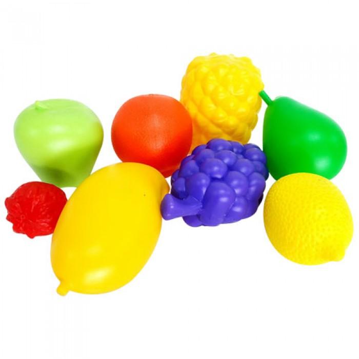 Набор фруктов, 8 предметов