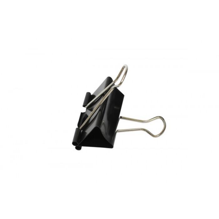 Биндер «A PLUS», 44мм, черний, цена за уп. 12шт