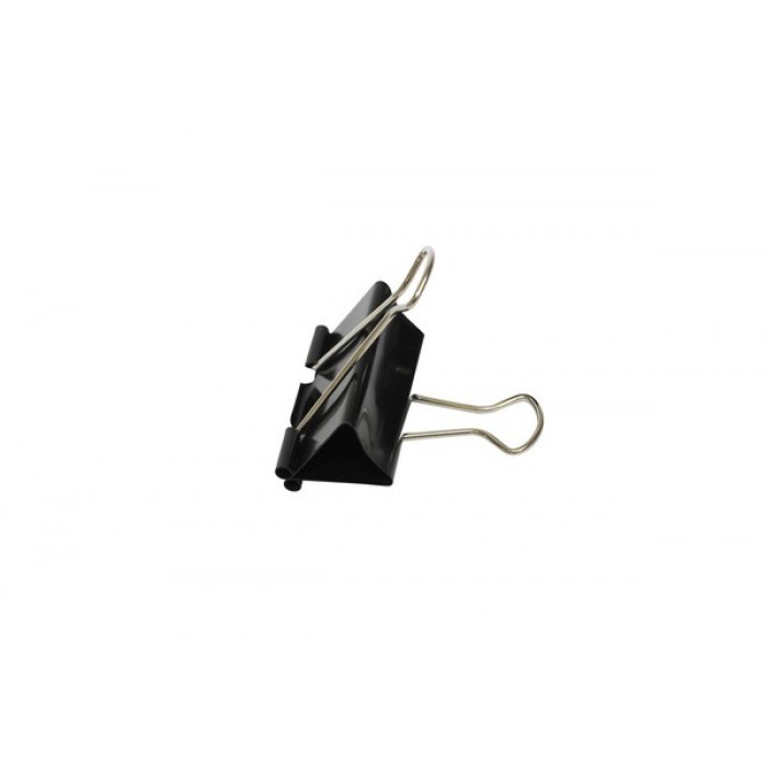 Биндер «A PLUS», 25мм, черний, цена за уп. 12шт