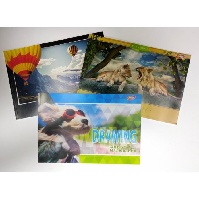 Альбом клееный 30 листов