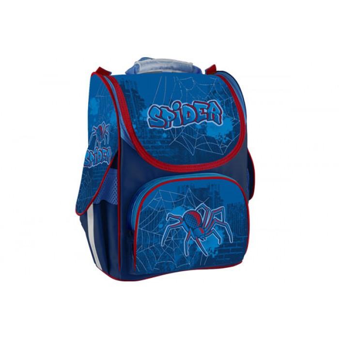 Рюкзак школьный «Spiders», каркасный, 1 основное отделение