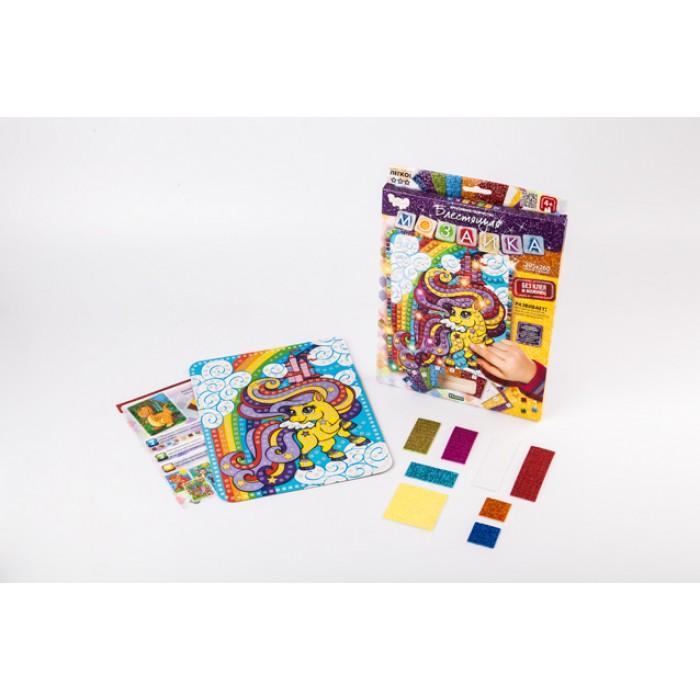 Блестящая мозаика «Пони»