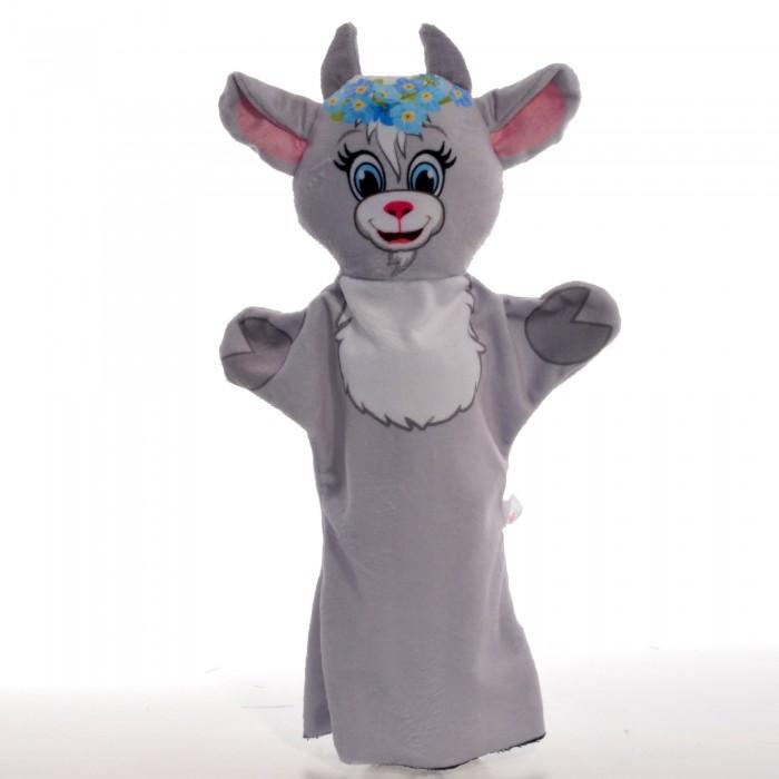 Кукла-рукавичка «Коза», для кукольного театра, 30см
