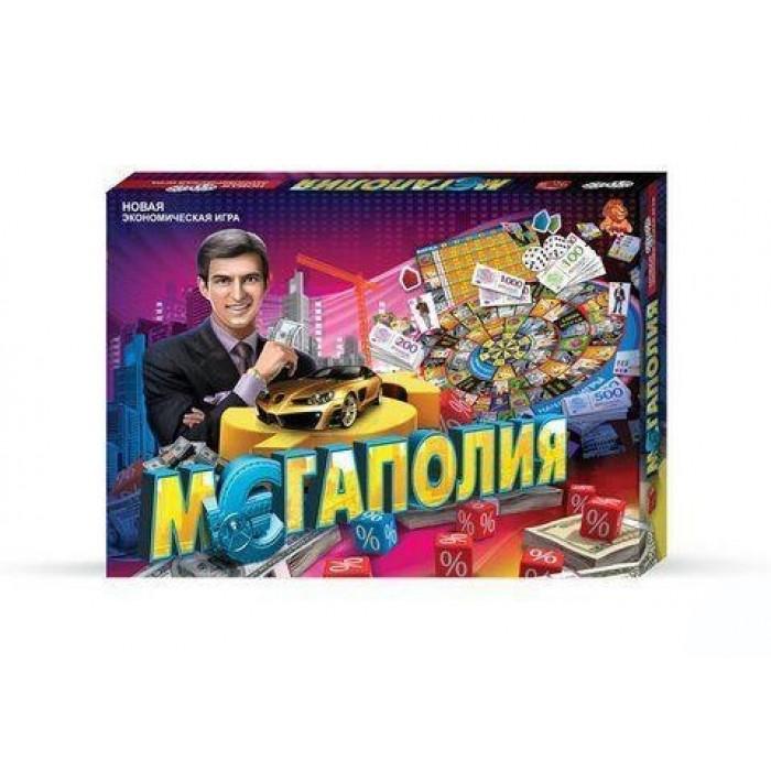 Игра настольная большая «Мегаполия», рус