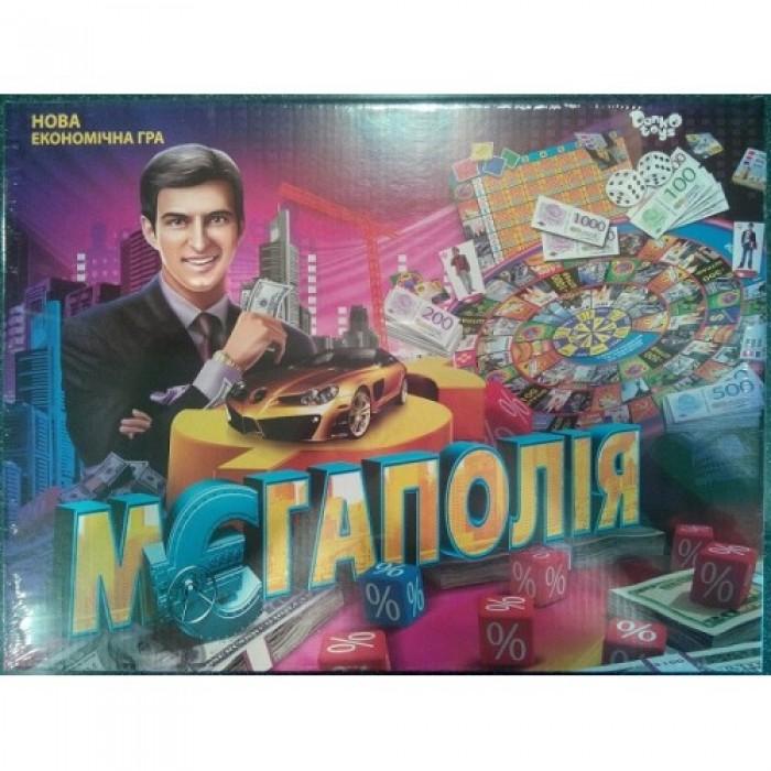 Игра настольная большая «Мегаполия», укр.