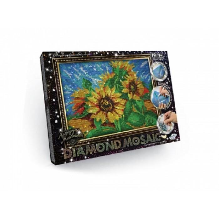 Алмазная живопись «Diamond mosaic», маленькая