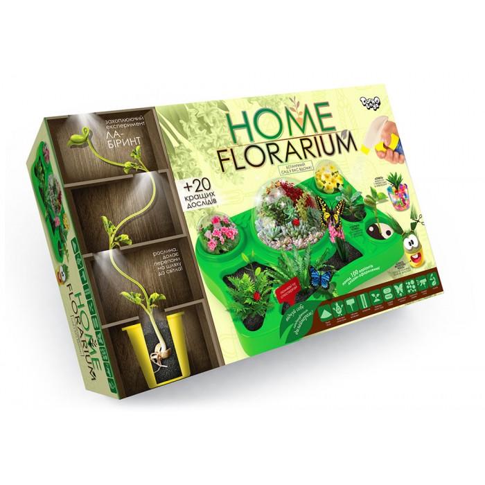 Набор для выращивания растений HOME FLORARIUM, укр