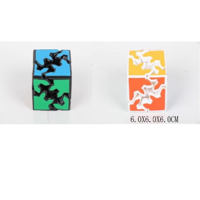 Кубик Рубика, 2 цвета, в пак.  (200шт)