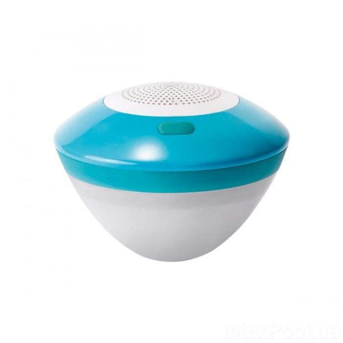 Колонка плавающая 17*15*17см., Bluetooth, LED-подсветка