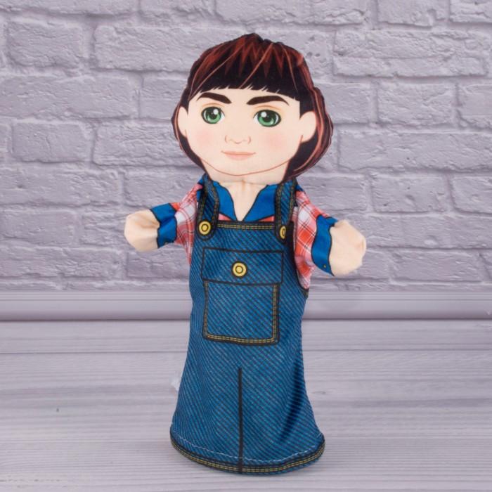 Кукла-рукавичка «Внук», для кукольного театра