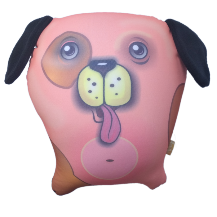 Мягкая игрушка антистресс Пёсик (бифлекс), 30*40см