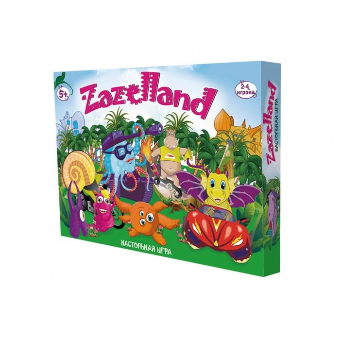 Игра «Zazelland»
