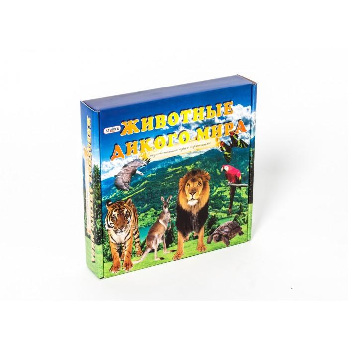 Игра Животные дикого мира - русская версия
