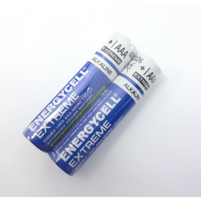 Батарейка Energycell 1.5V, LR03 AAA2,  ЦЕНА ЗА УП 40ШТ