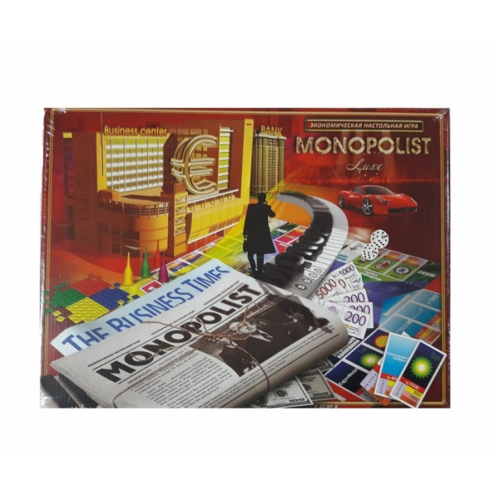Игра настольная «Monopolist»