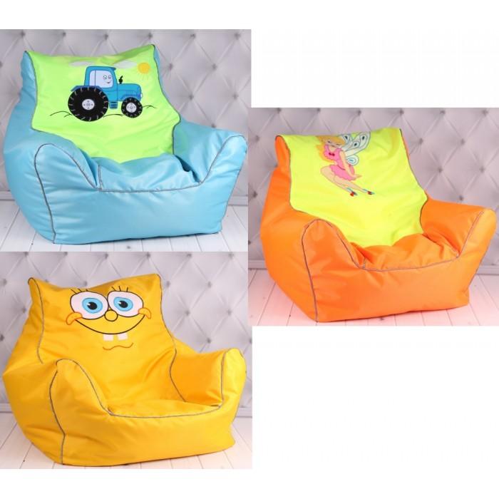 Кресло детское 6, мягкое 60*40см