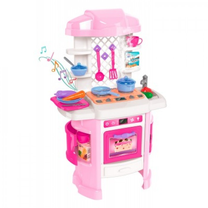 Набор игровой «Столик-кухня Технок»