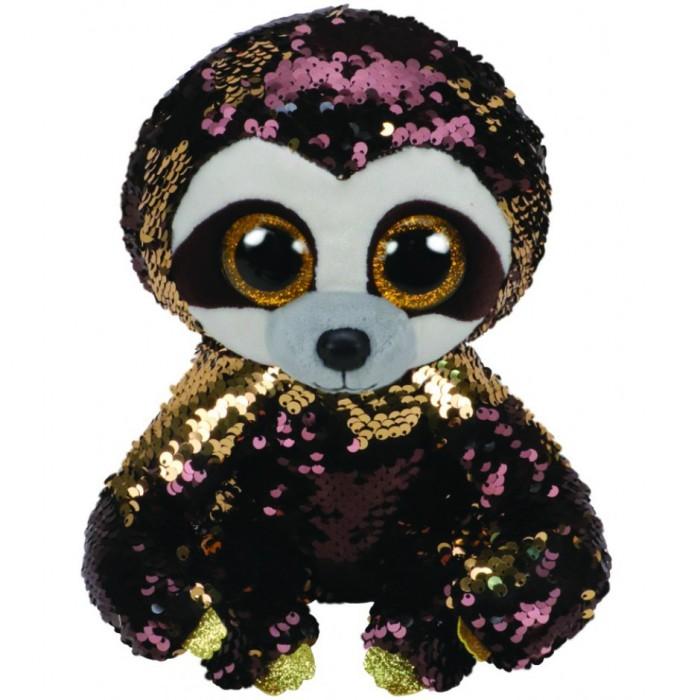 Мягкая игрушка TY FLIPPABLES Ленивец «DANGLER» 25см