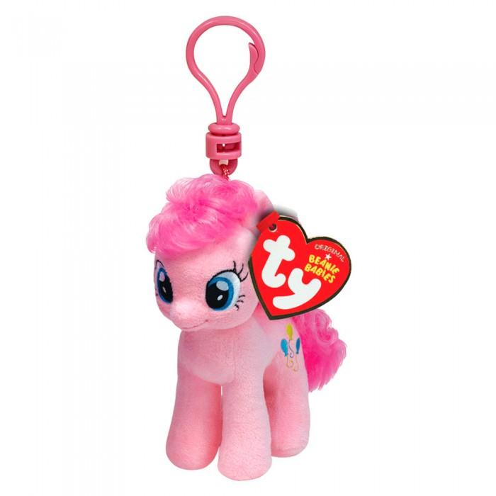 Игрушка-брелок TY My Little PonyPinkie Pie 15см