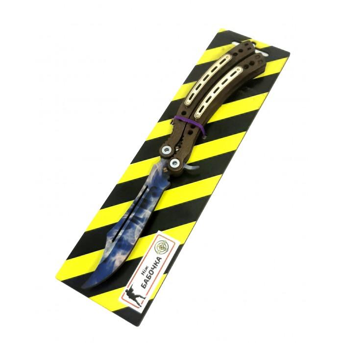 Нож деревянный «Бабочка» Кристал