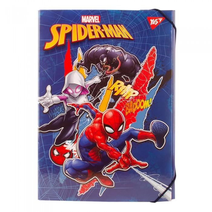 Папка для труда  А4 YES, картонная «Marvel»