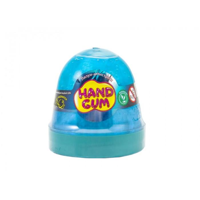 Лизун-антистресс ТМ Mr.Boo «Hand gum голубой», 120 г