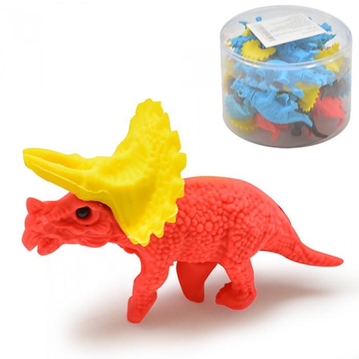Ластик «Динозавр», цена за уп. 24шт