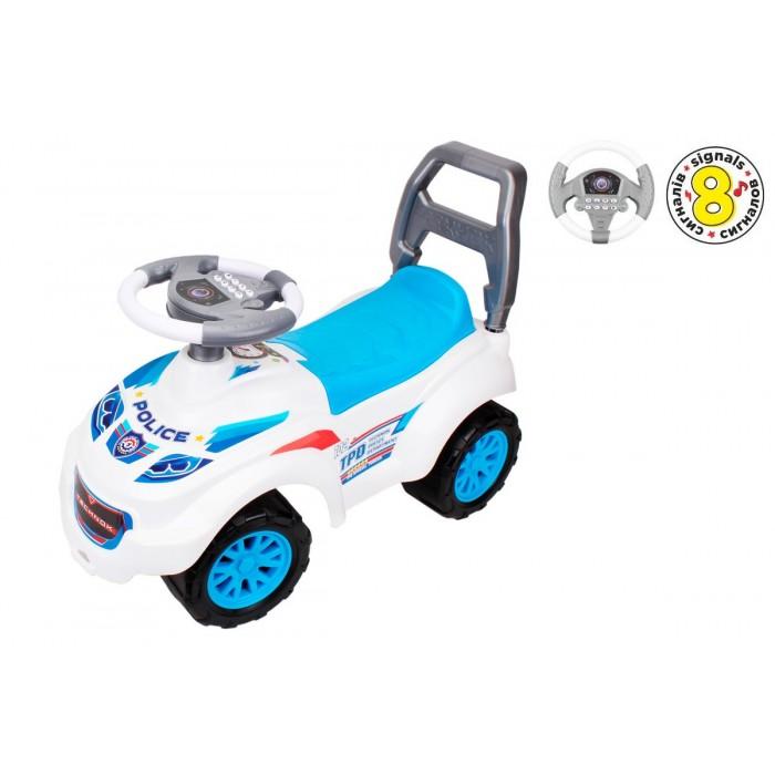 Автомобиль для прогулок, электронный руль, 8 кнопок, звук