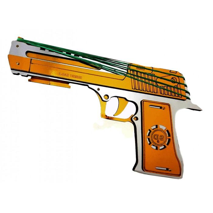 Резинкострел-Пистолет « DESERT EAGLE Gold »
